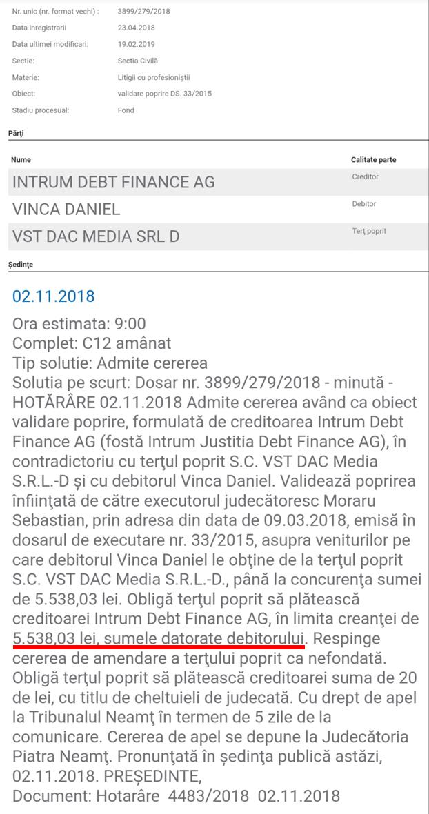 vinca-datorie-dbf
