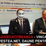 Decizie Judecatoreasca – Presa INFECTA de la Neamt CONDAMNATA pentru SANTAJ!