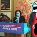 (VIDEO) – DROGATUL de la Prefectura si SLUGILE nealiniate